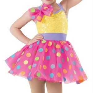 Other - Girls dance costume